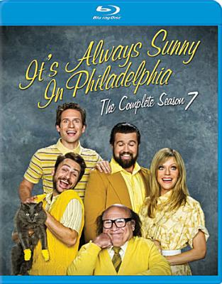 IT'S ALWAYS SUNNY IN PHILADELPH SSN 7 BY IT'S ALWAYS SUNNY IN (Blu-Ray)